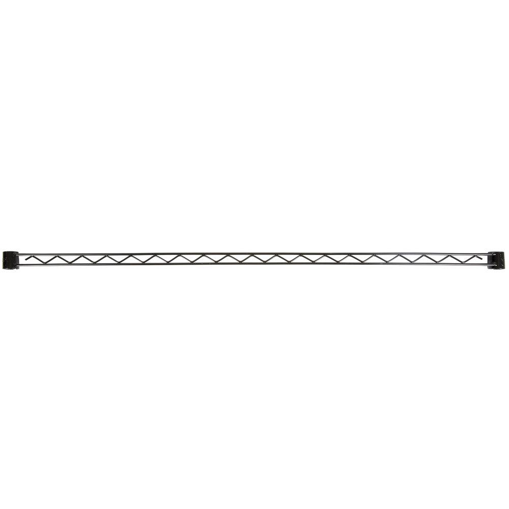Regency Black Epoxy Hanger Rail - 48 inch