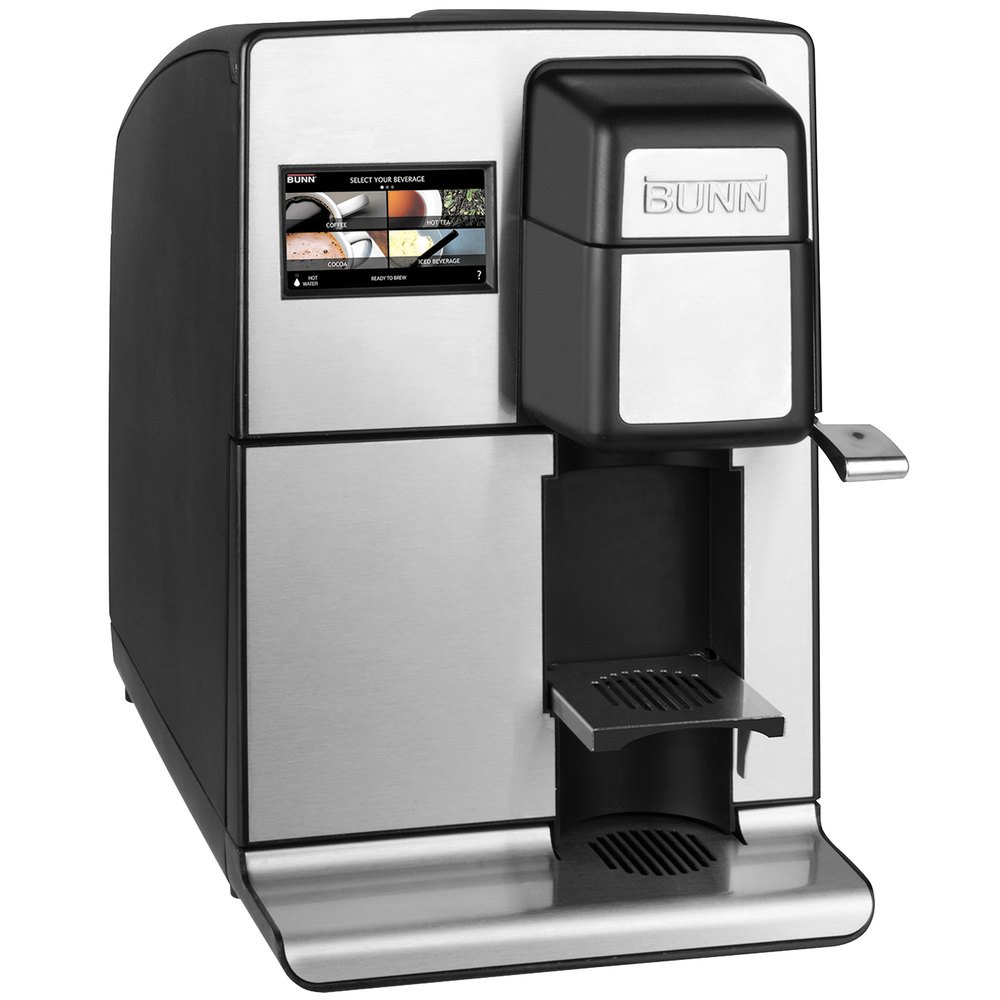 Bunn Single Serve Coffee Machines