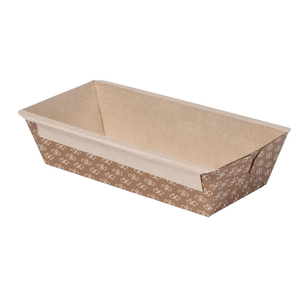 Solut 31906 1 Lb Bake And Show Corrugated Kraft Paper