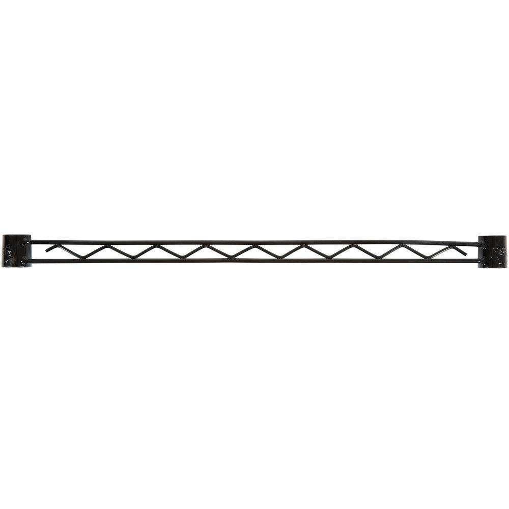 Regency Black Epoxy Hanger Rail - 24 inch