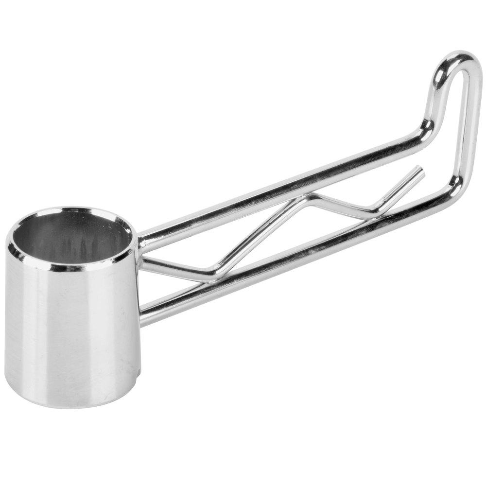 Regency Chrome Swing Hook - 6 1/4 inch