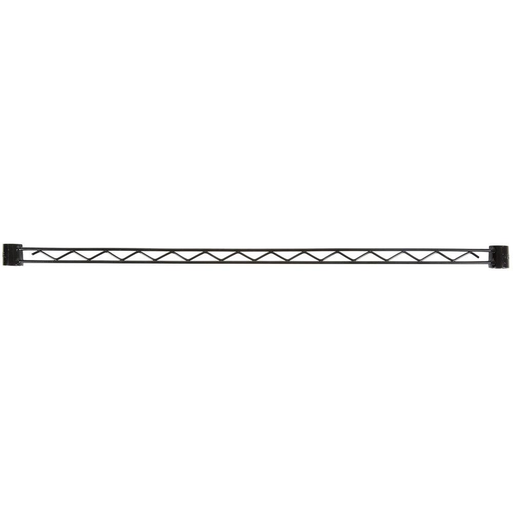 Regency Black Epoxy Hanger Rail - 36 inch