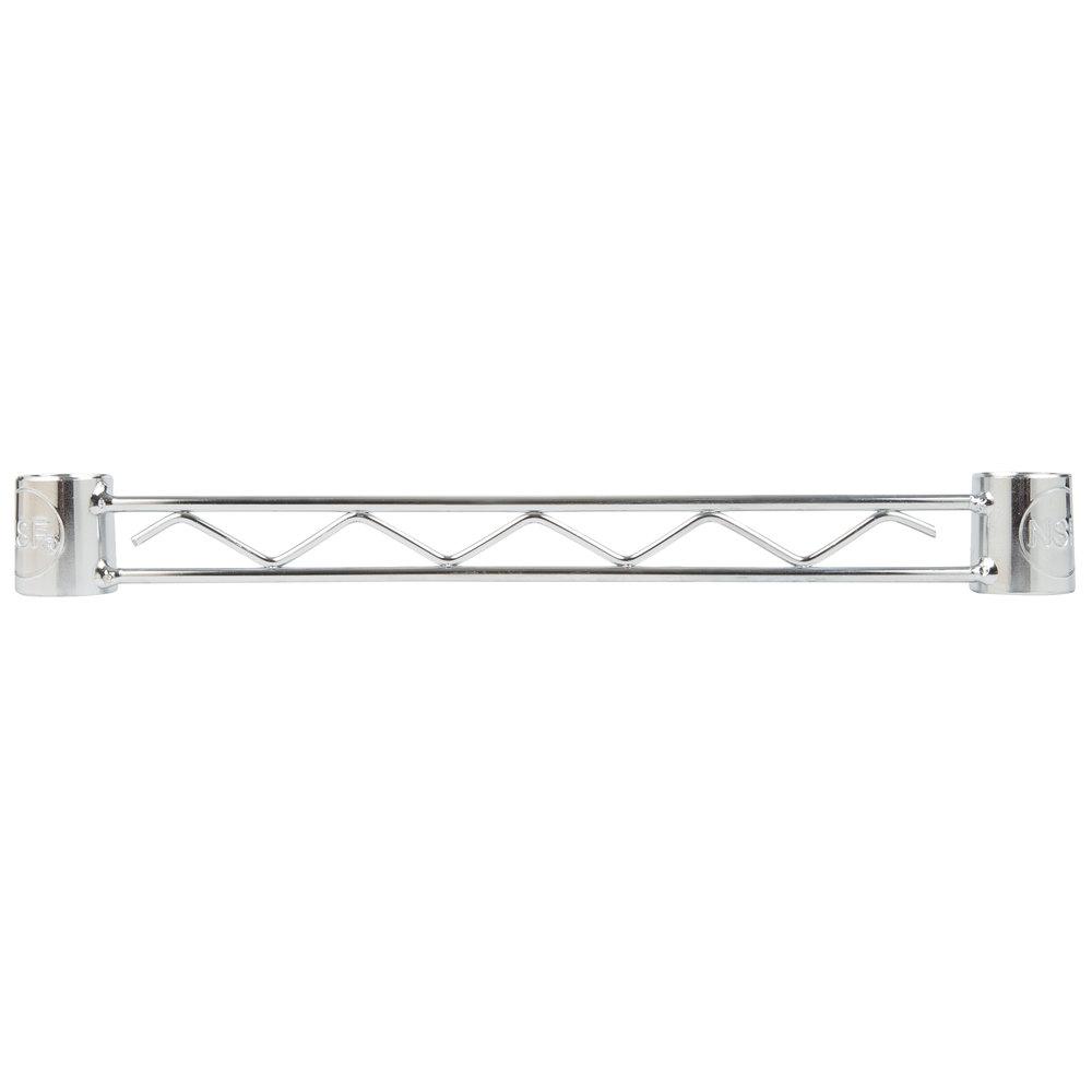 Regency Chrome Hanger Rail - 14 inch