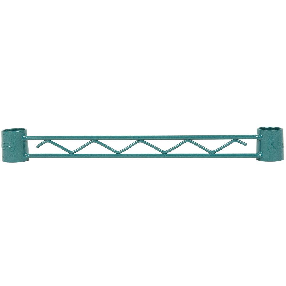 Regency Green Epoxy Hanger Rail - 14 inch