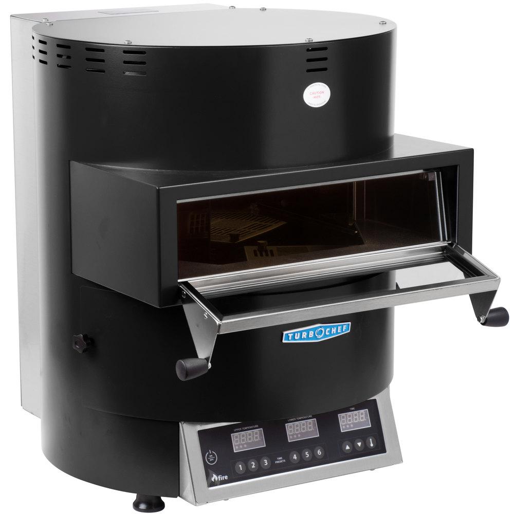 Turbochef Fire Fre 9500 5 Black Countertop Pizza Oven
