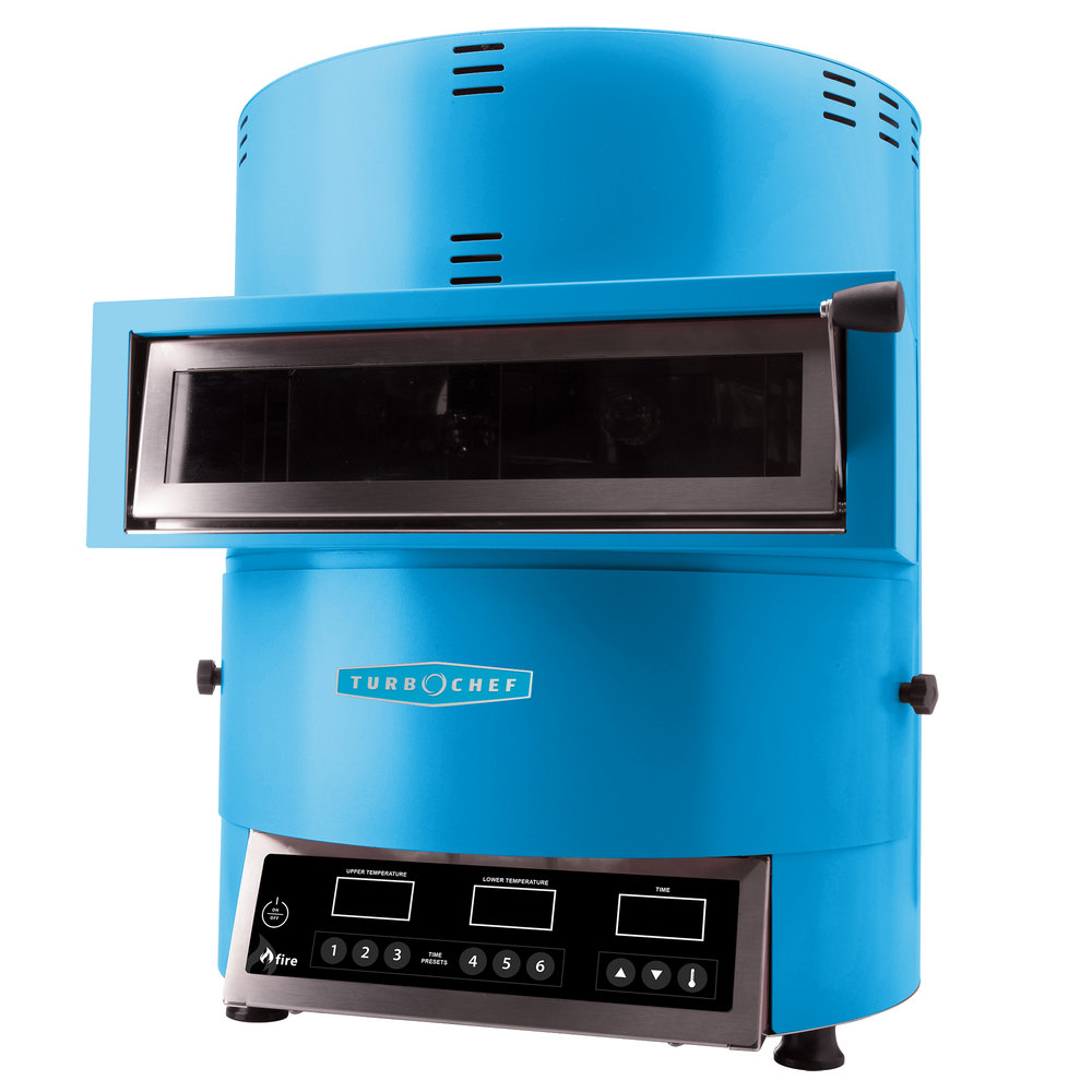 turbochef fire fre 9500 6 blue countertop pizza oven. Black Bedroom Furniture Sets. Home Design Ideas