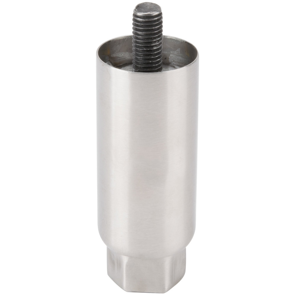 Superieur Avantco EGLEG Replacement Stainless Steel Adjustable 3 1/2 Inch   5 1/2 ...