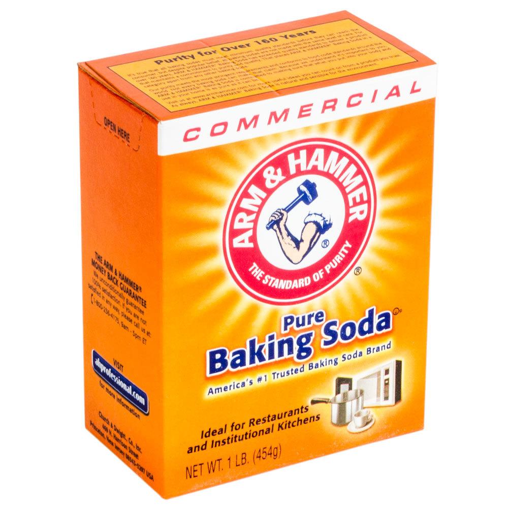 Baking soda i