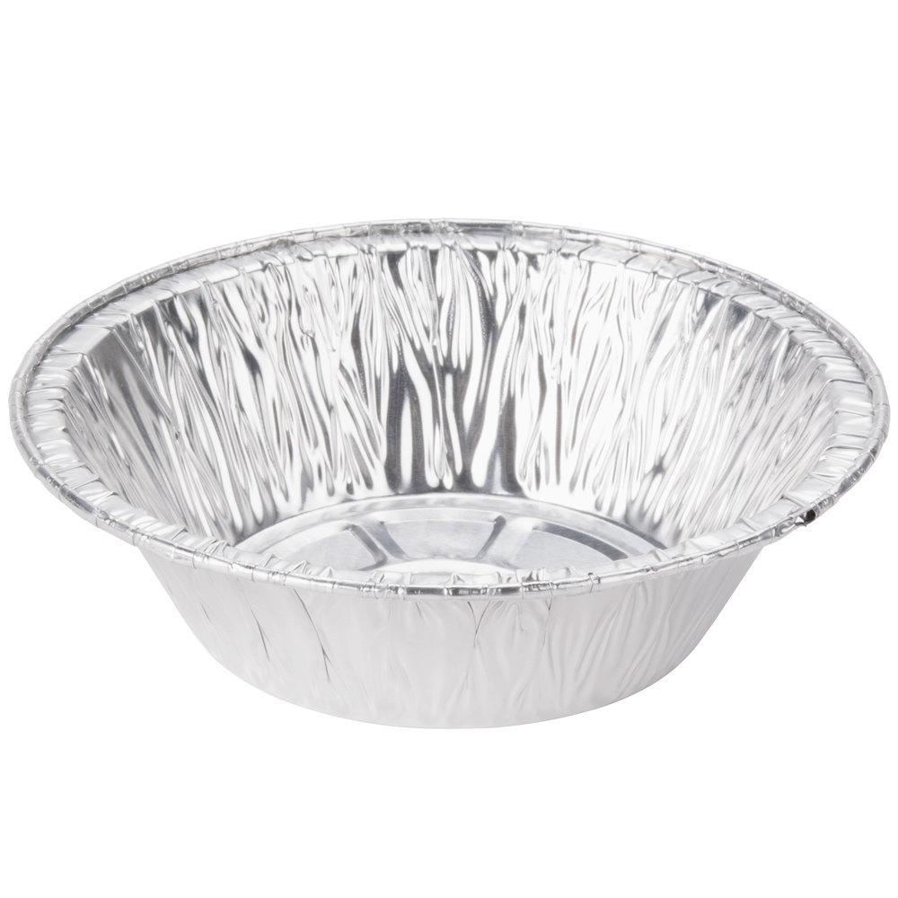 Baker S Mark 5 3 4 Quot X 1 1 2 Quot Deep Foil Pot Pie Pan 100 Pack