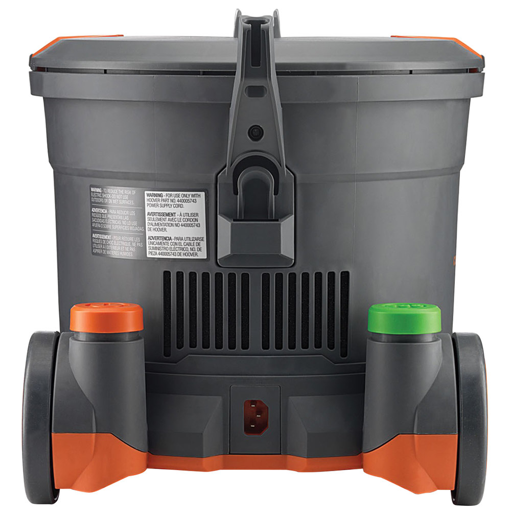 Hoover Ch32008 9 5 Qt Hush Tone Commercial Canister