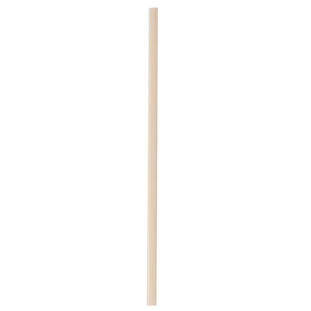 Royal Paper R825b 7 Eco Friendly Bamboo Coffee Stirrers