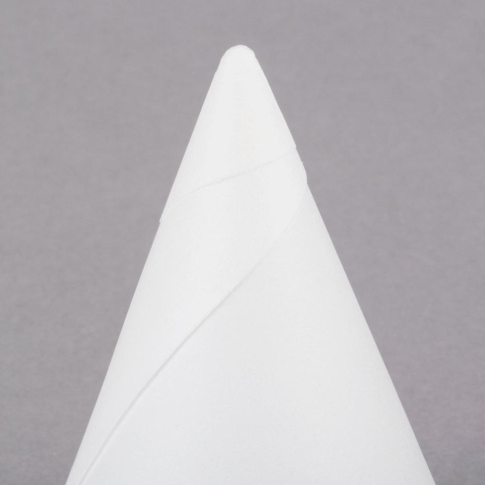Dart Solo 10r 2050 Bare Eco Forward 10 Oz White Rolled