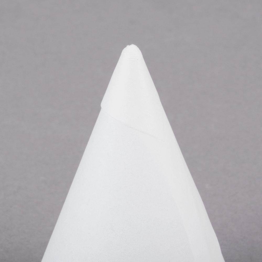 Dart Solo 4r 2050 Bare Eco Forward 4 Oz White Rolled Rim