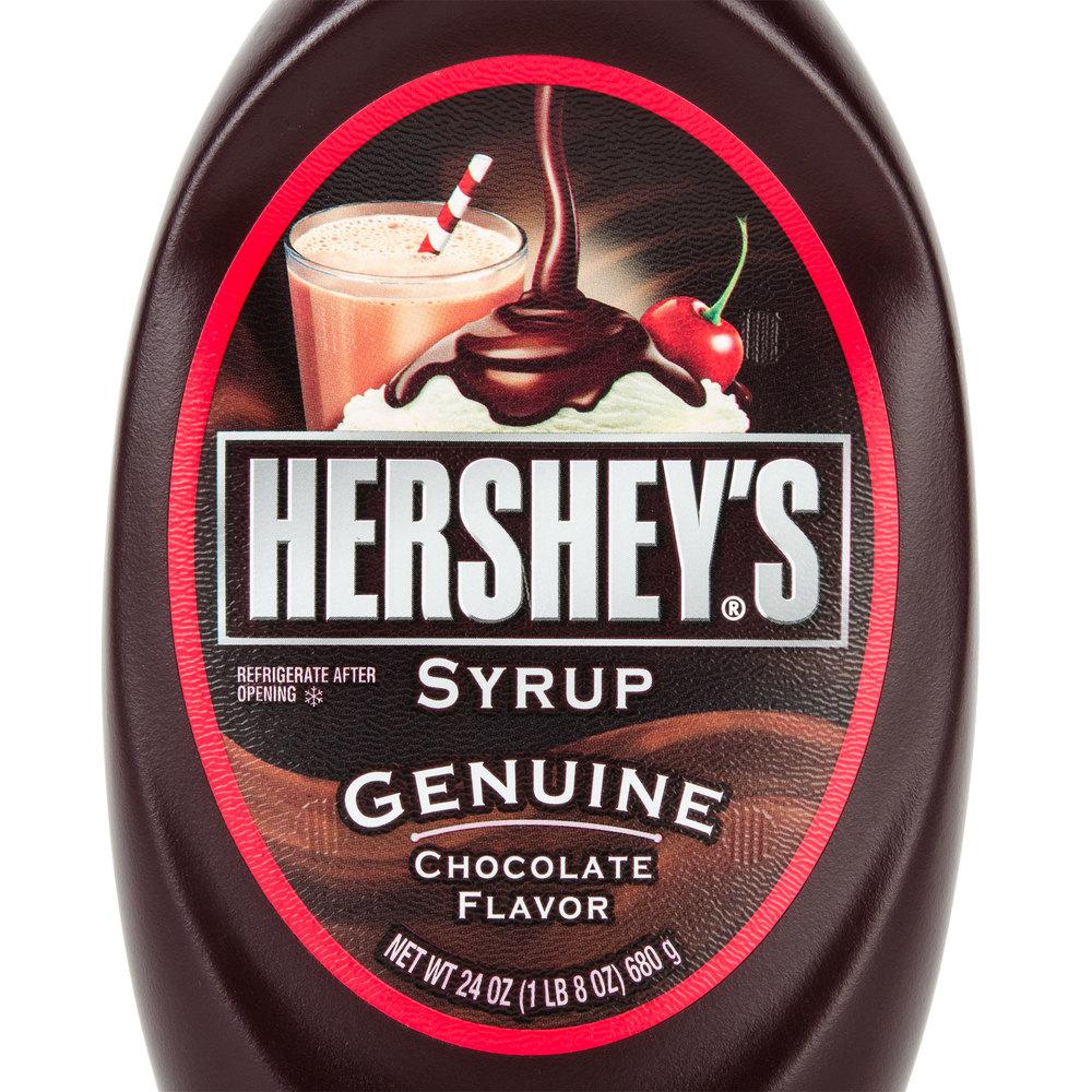 HERSHEY'S® 24 oz. Chocolate Syrup