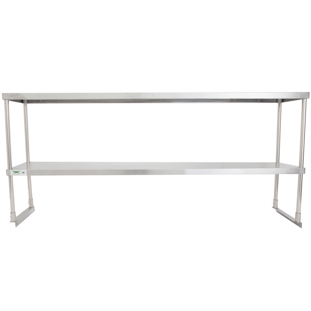 Work Table Equipment Stand Parts And Accessories Regency - Stainless steel table accessories