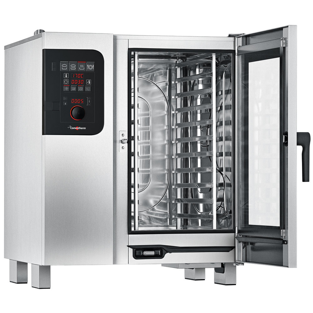 Convotherm C4ed10 10eb Half Size Electric Combi Oven With