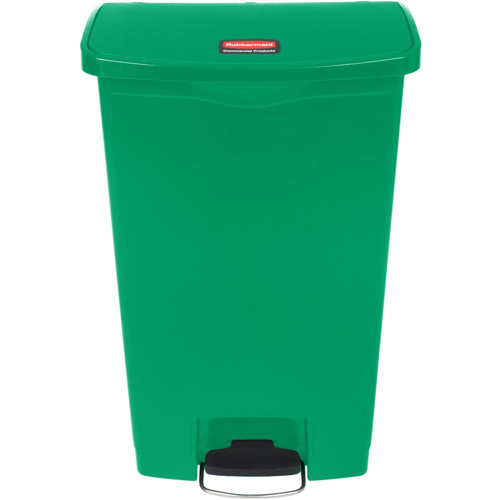 Step-On Trash Cans | WebstaurantStore