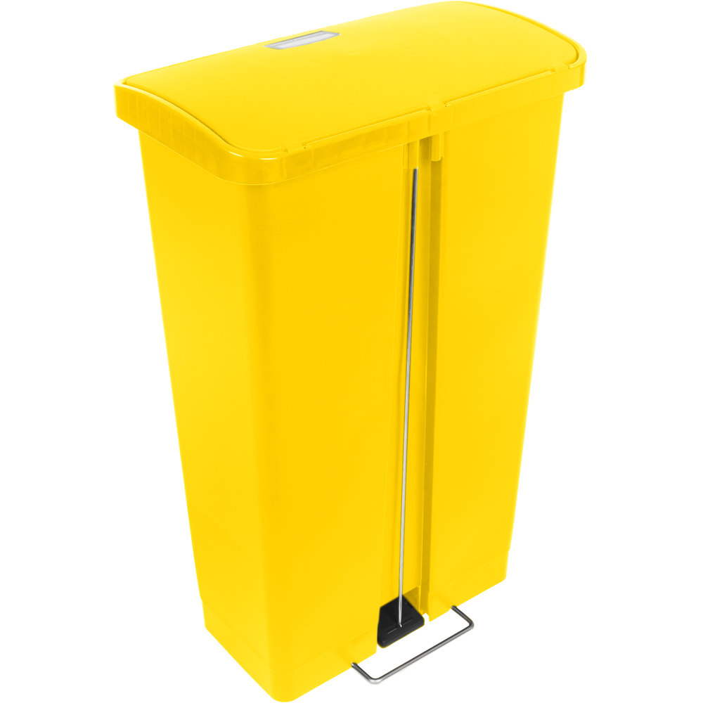 main picture image preview image preview - Slim Trash Can