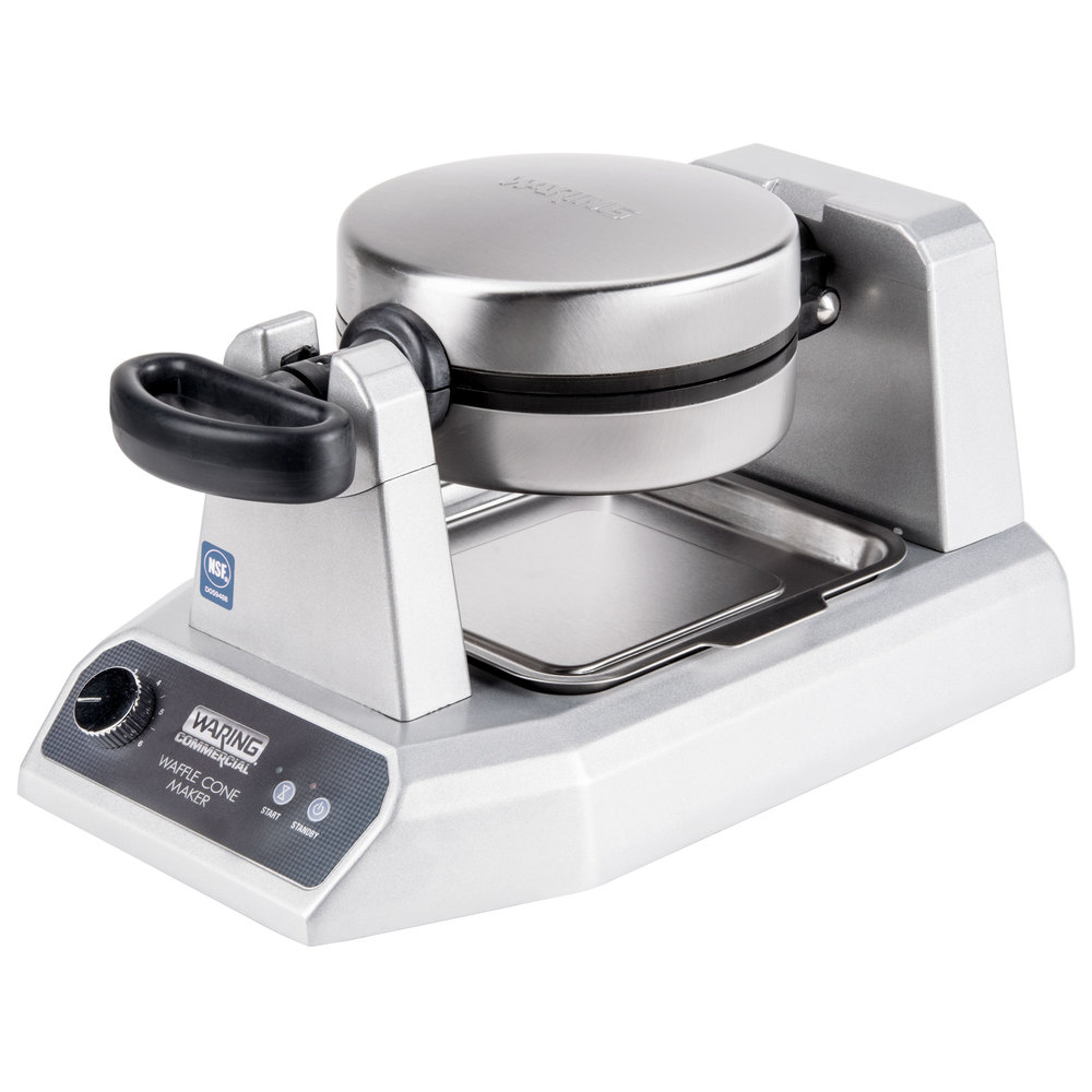 waring wwcm180 single waffle cone maker 120v main picture image preview