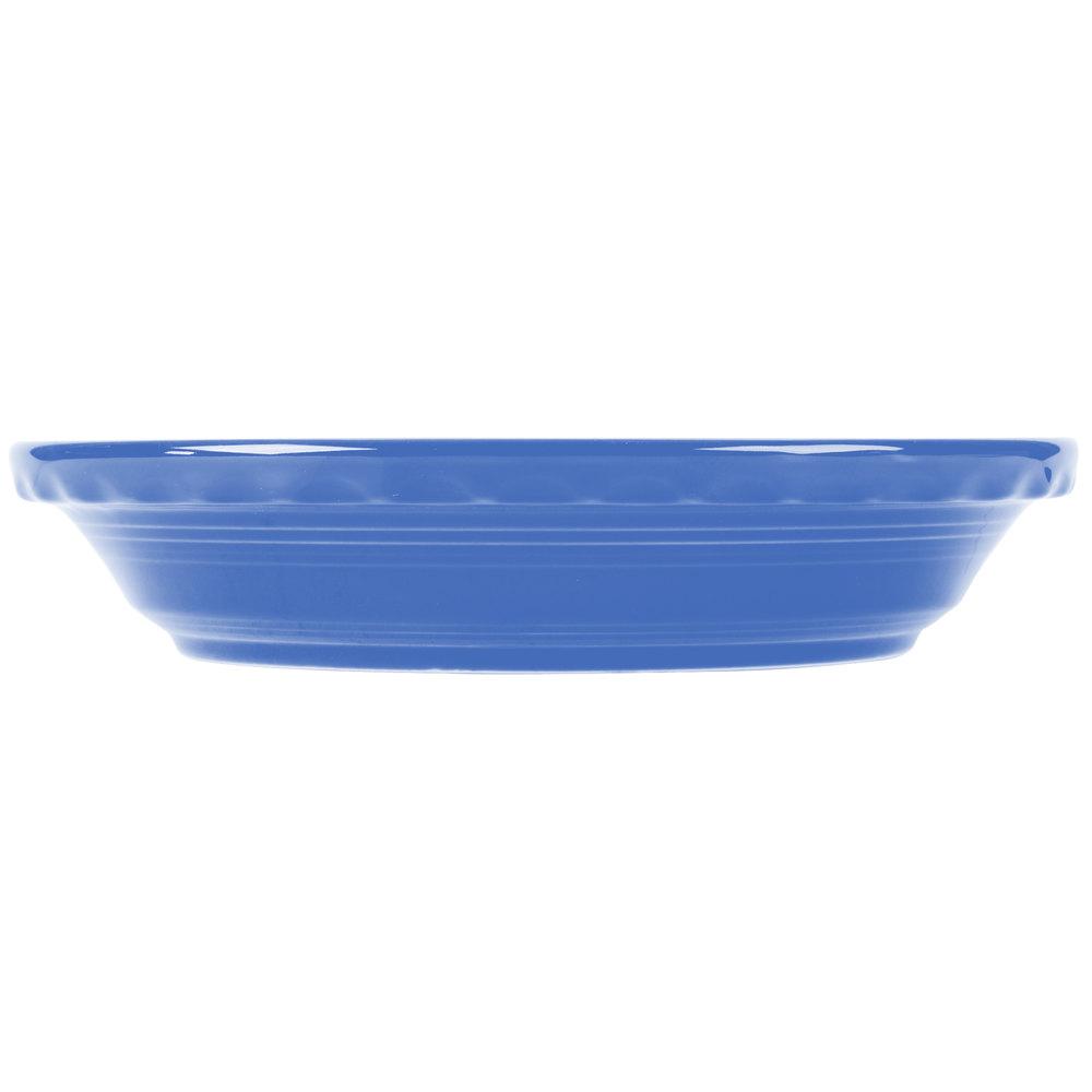 Homer Laughlin 487337 Fiesta Lapis 10 1 4 Quot Deep Dish Pie