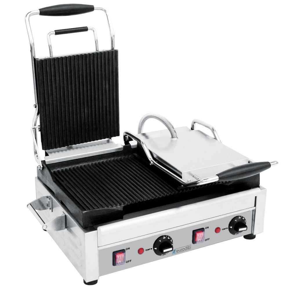 488235 panini press commercial panini grill sandwich press  at bayanpartner.co