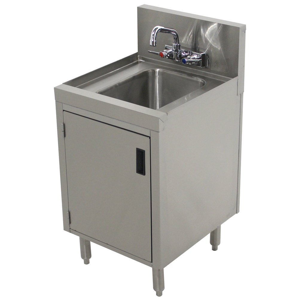 10 Foot Stainless Steel Workstation Cabinets: Advance Tabco PRHSC-19-12 Prestige Series Stainless Steel