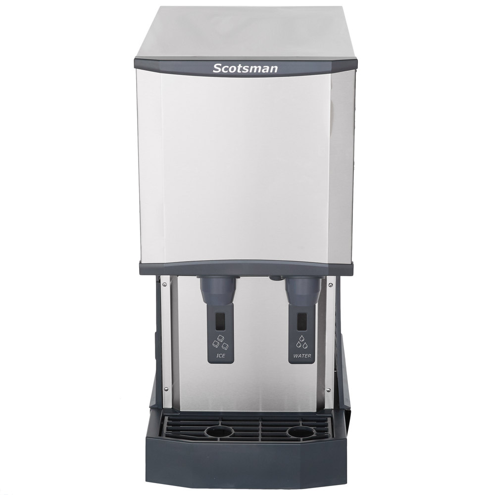 Scotsman HID312A-1A Meridian Countertop Air Cooled Ice Machine and ...