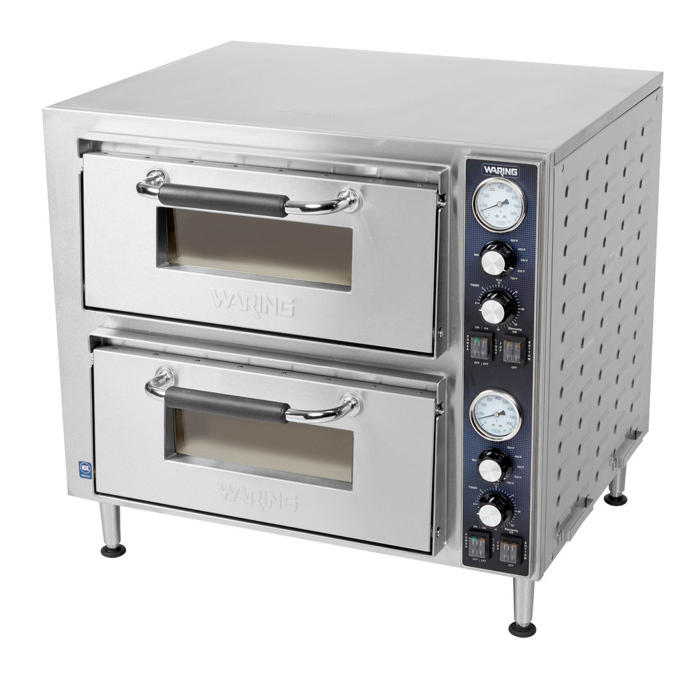 Waring single deck pizza oven