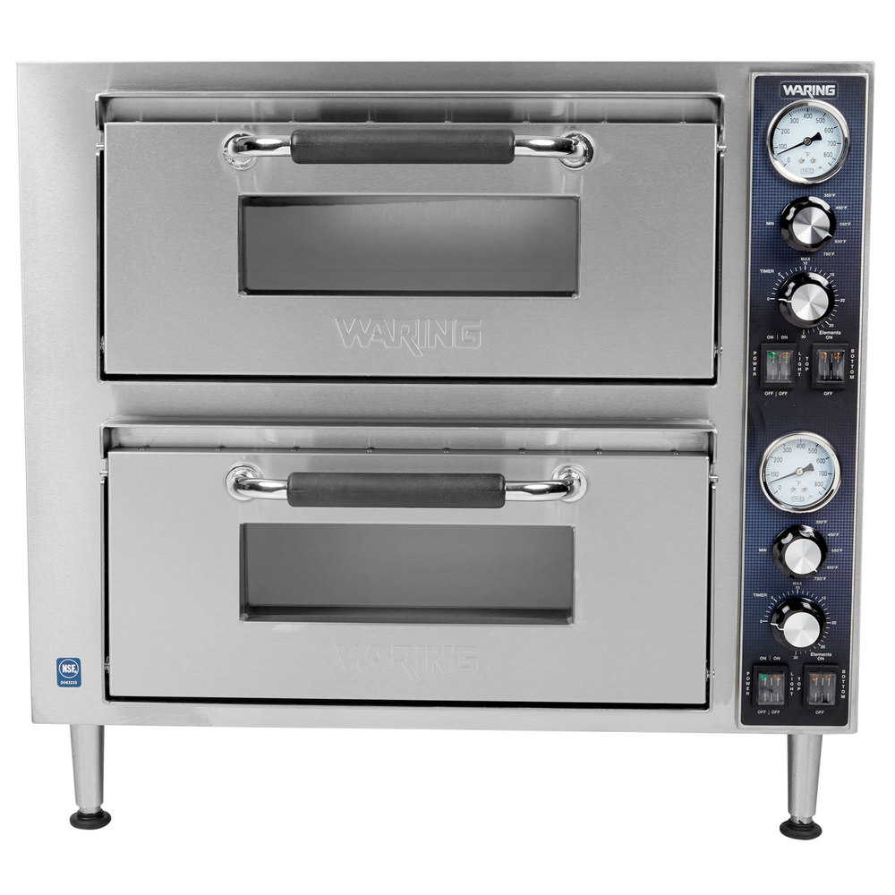 waring single deck pizza oven Buy waring commercial wpo500 at missionrscom single deck pizza oven - 120v.