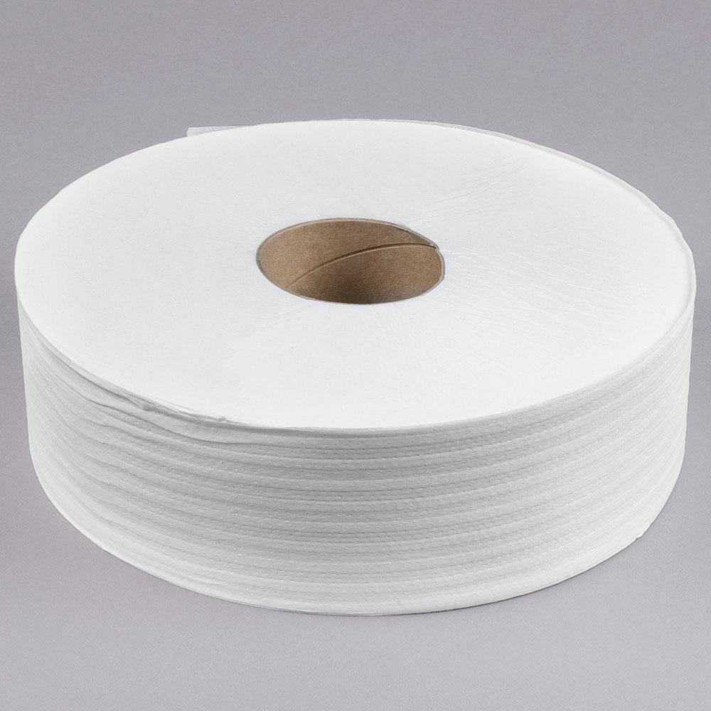 Response 12620 2 Ply Jumbo Toilet Tissue 2000  Roll with 12 inch Diameter. Commercial Bulk Toilet Paper   Commercial Toilet Tissue