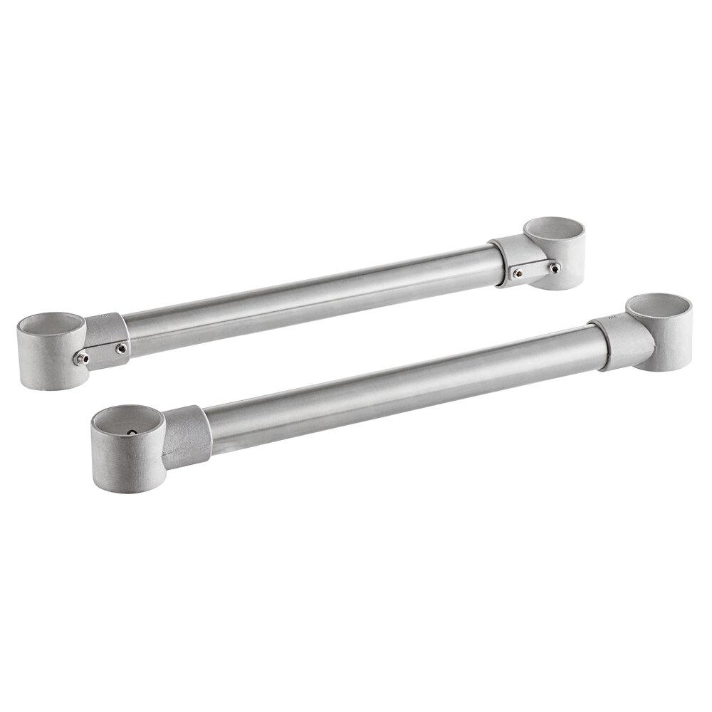 Regency 13 3/8 inch Side Sink Cross Brace - 2/Set