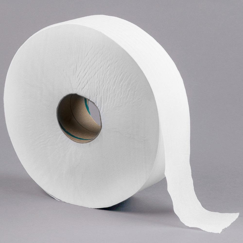 Vondrehle 4112 Preserve 1 Ply Jumbo 4000 Toilet Paper