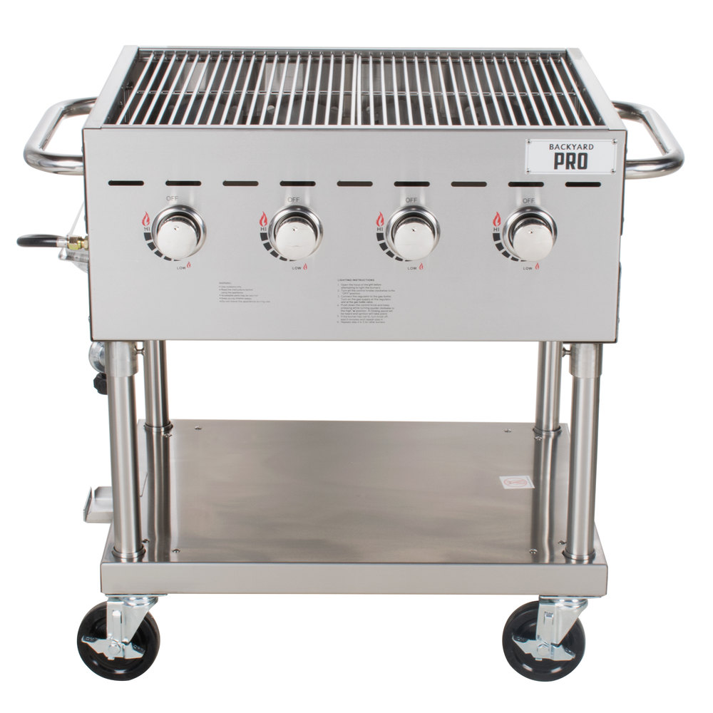 backyard pro portable outdoor grills