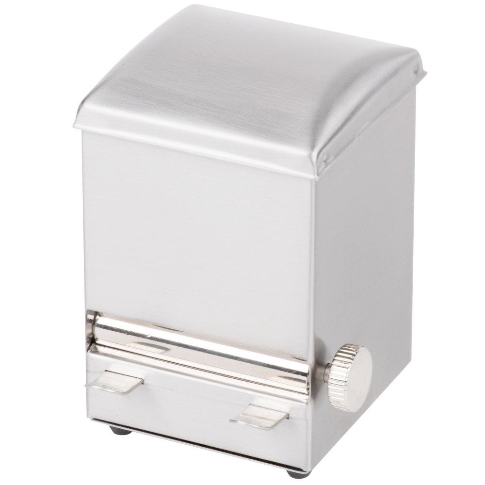 Tablecraft 236 stainless steel toothpick dispenser - Toothpick dispenser ...