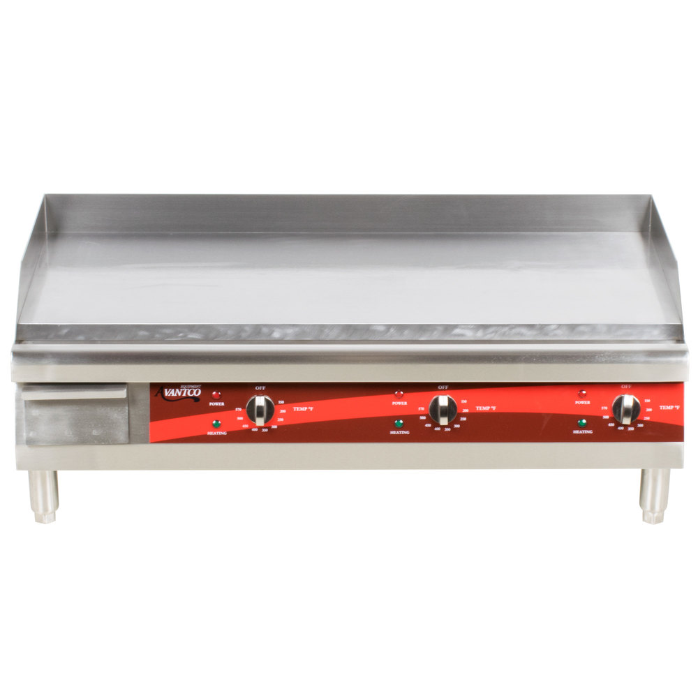 griddle globe thermostaticgriddle electric medium duty countertop countertops
