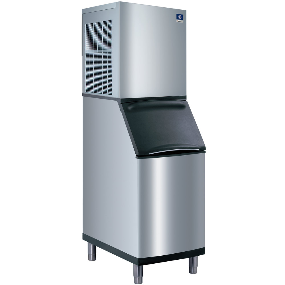Pebble Ice Machine Manitowoc Rns 0608a 22 Air Cooled Nugget Ice Machine 591 Lb