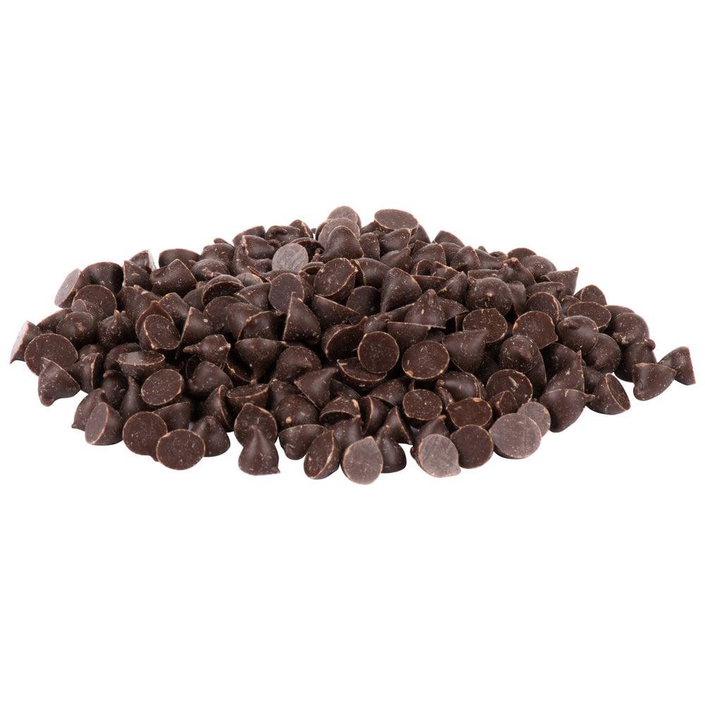 Regal Foods Pure Semi-Sweet 4M Mini Chocolate Baking Chips 5 lb.
