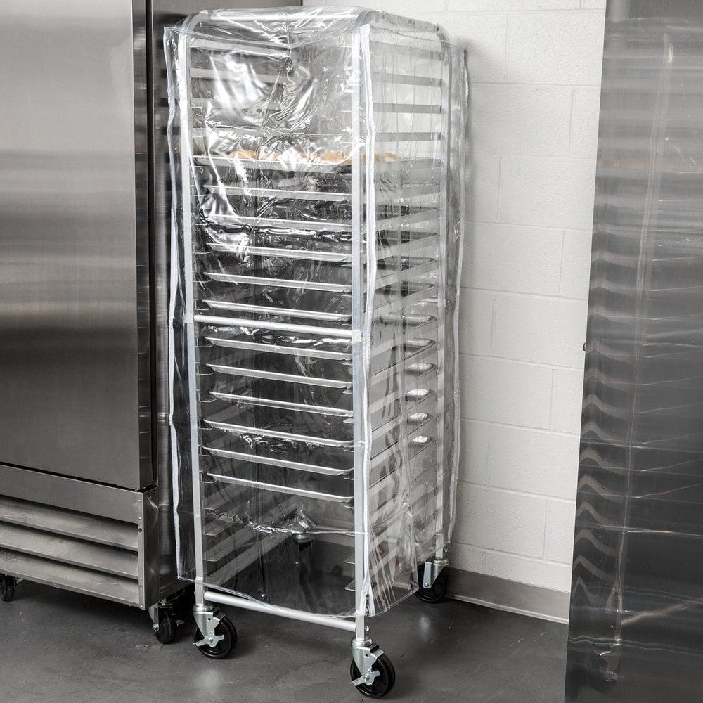 Regency 20 Pan End Load Full Height Bun Sheet Pan Rack