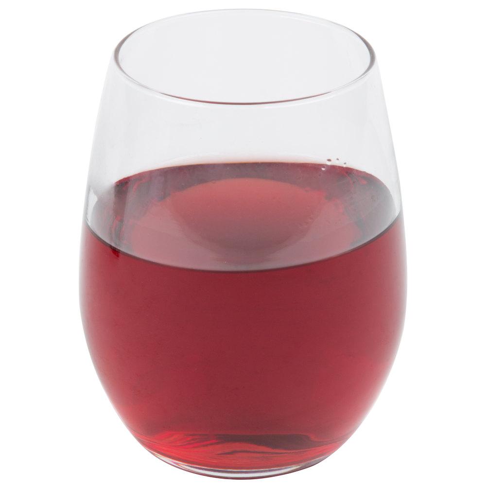 Libbey 213 15 Oz Stemless Wine Glass 12 Case