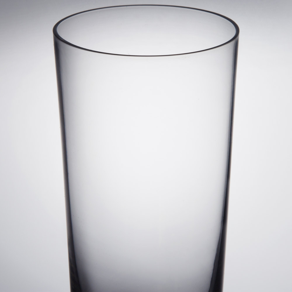 Nude 68164-024 Wayne 8.5 oz. Highball Glass - 24/Case
