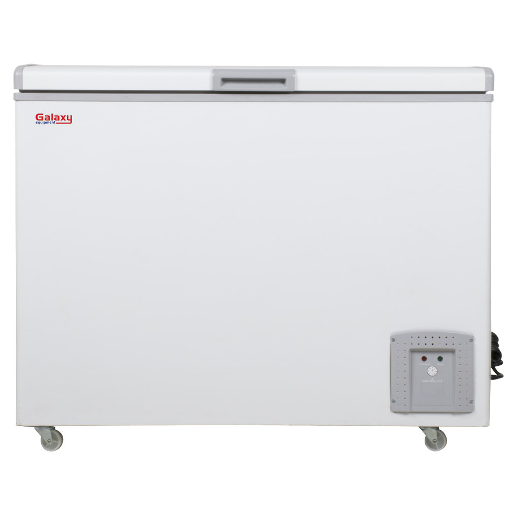 115 volts galaxy cf8 commercial chest freezer
