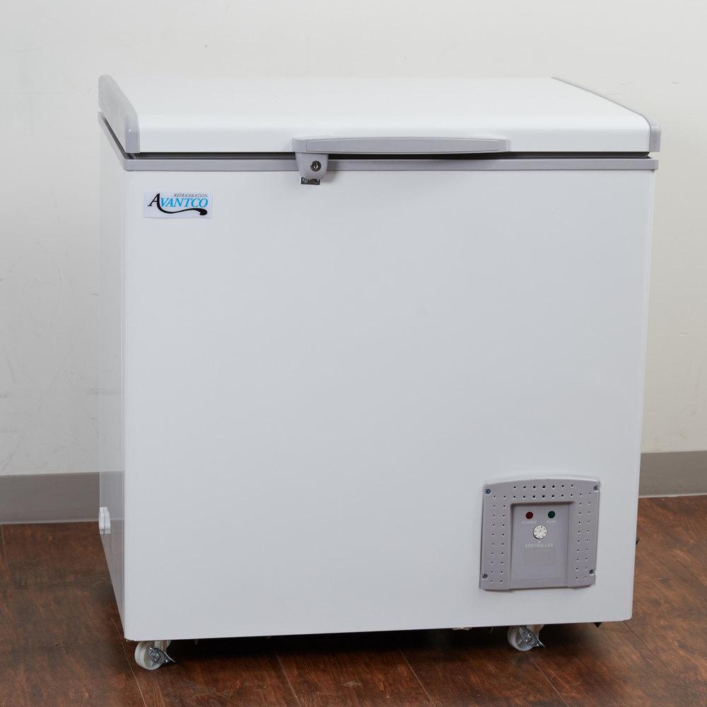 Avantco Cf5 Commercial Chest Freezer