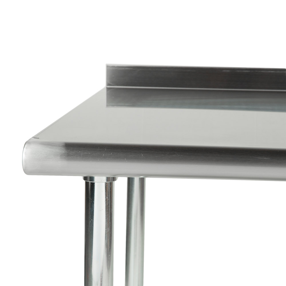 stainless steel work table with undershelf main picture image preview image preview image preview