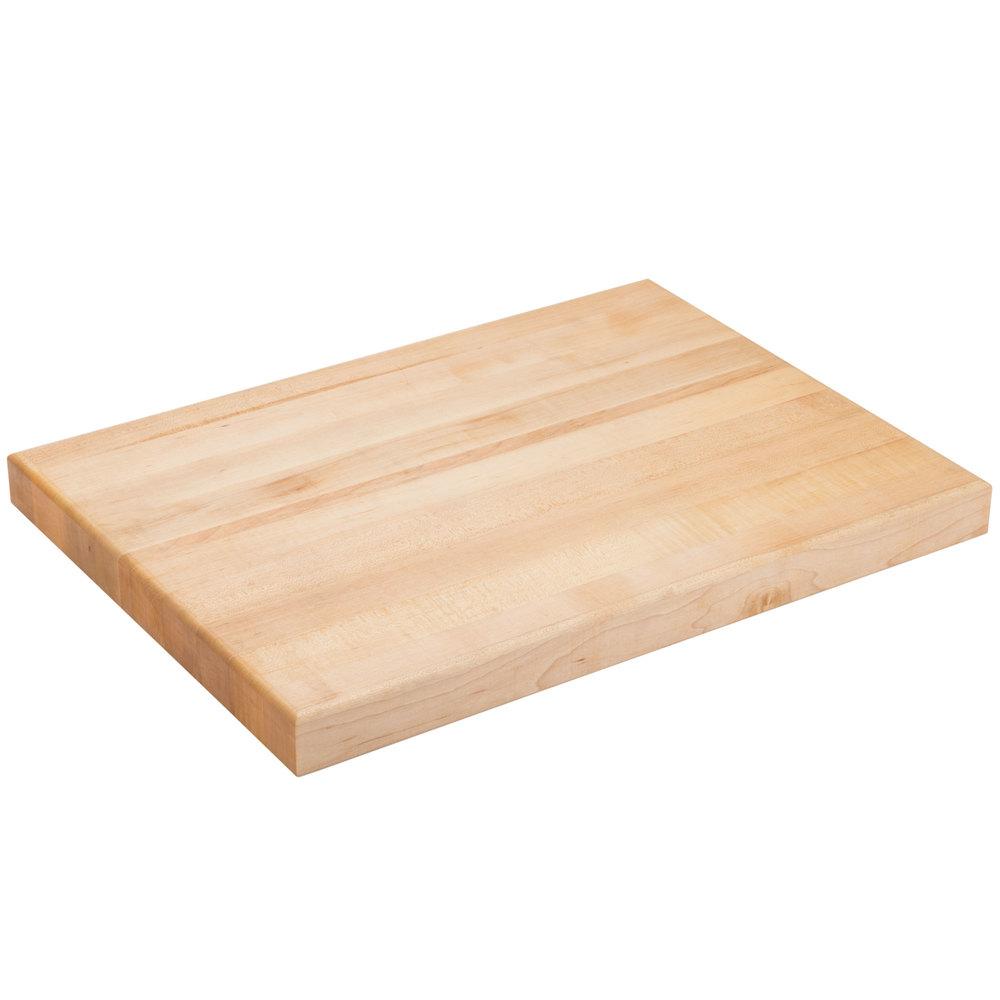 Maple carving blocks bally block wood cutting board