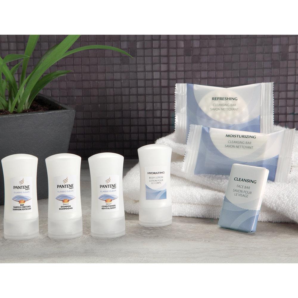 Pantene Pro-V Shampoo Bottle 0.75 oz. - 140/Case