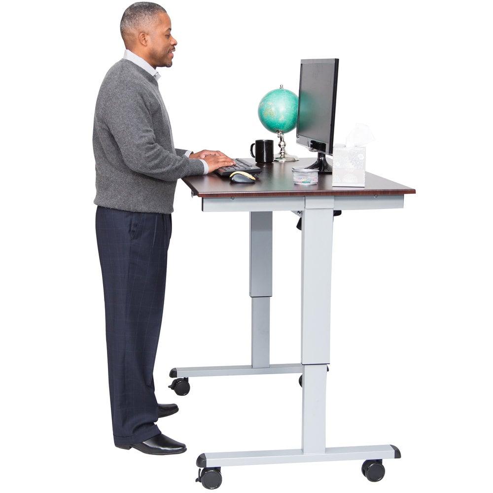 Luxor Stande 48 Ag Dw Electric Adjustable Standing Desk