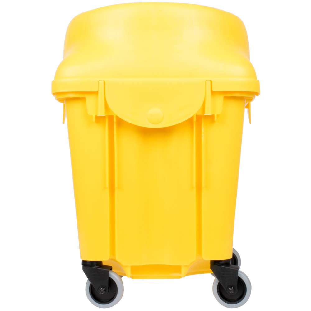 Rubbermaid Fg759088yel Wavebrake 174 35 Qt Yellow