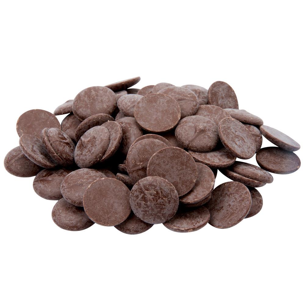 Ghirardelli 5 lb. Dark Chocolate Coating Wafers