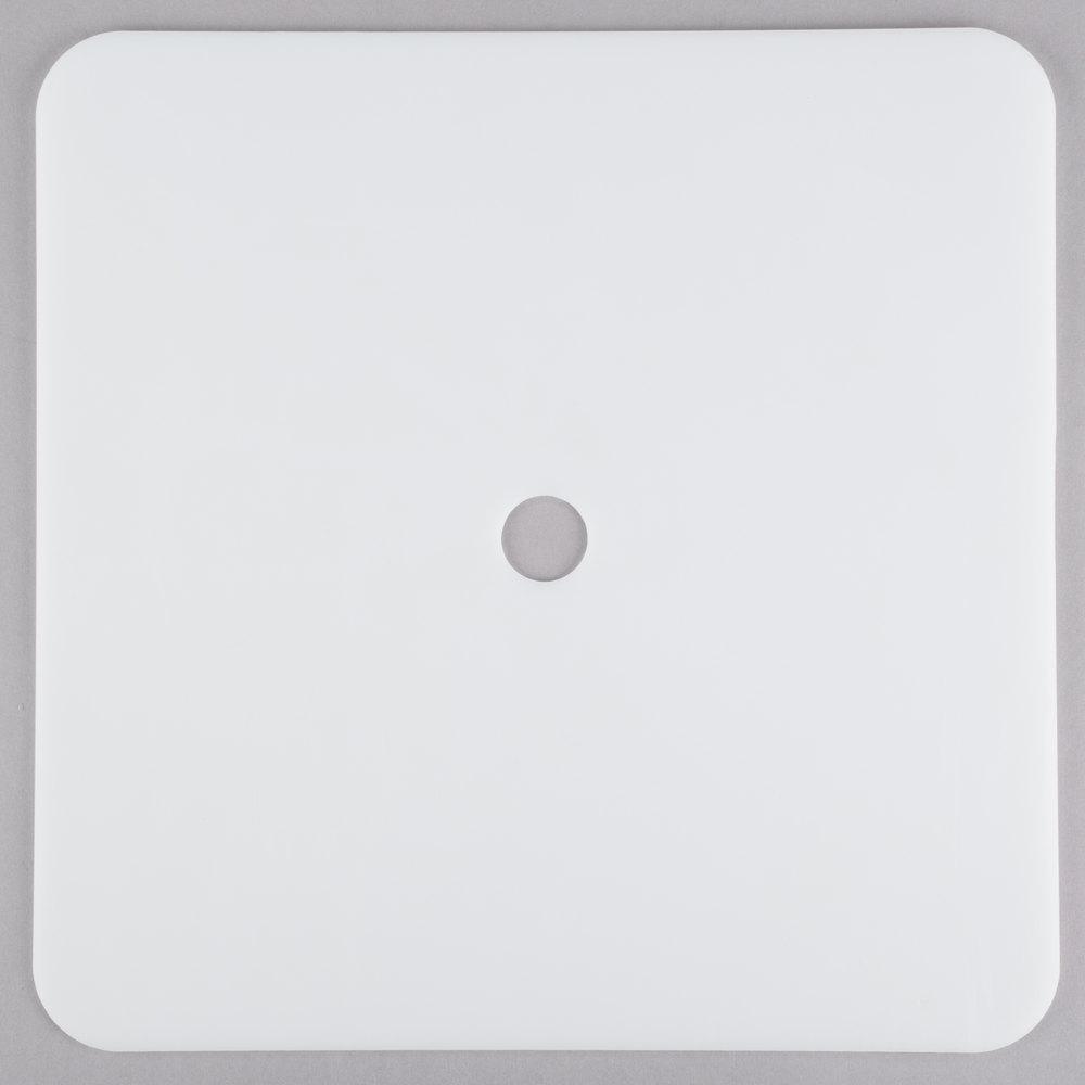 Irp 9130 White Micro Ice Merchandiser Filler Plate