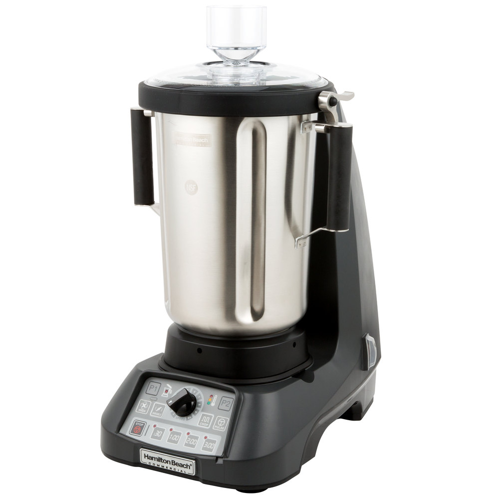 hamilton beach hbf1100s 1 gallon variable speed food blender with stainless steel container. Black Bedroom Furniture Sets. Home Design Ideas